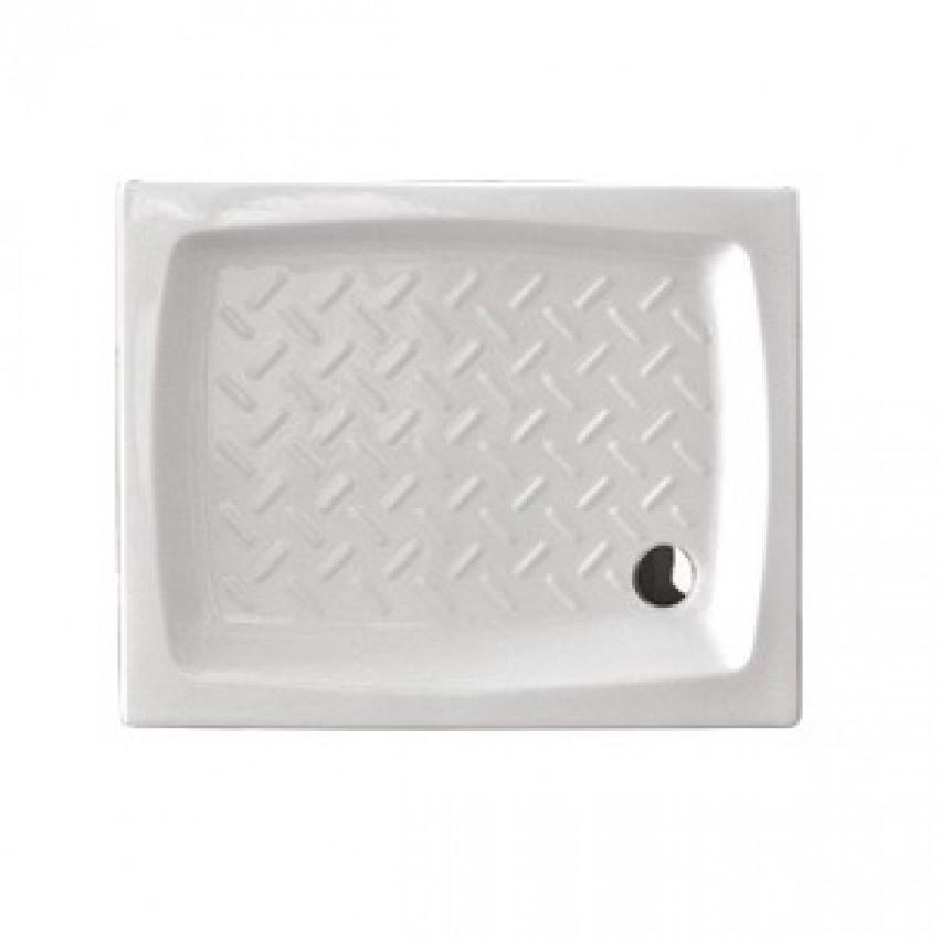 Piatto Doccia Ceramica 70X100 serapportantà Receveur 70X90
