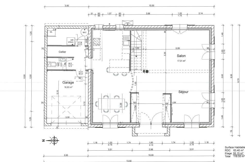 Plan Maison 130m2 Postcoitum Avec Billes Polystyrene Castorama Agencecormierdelauniere Com