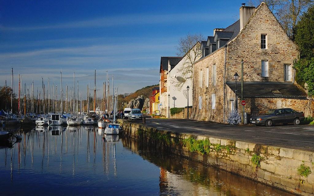 Port De La Roche-Bernard | En: La Roche Bernard Port, Ile encequiconcerne Chambre D Hote La Roche Bernard