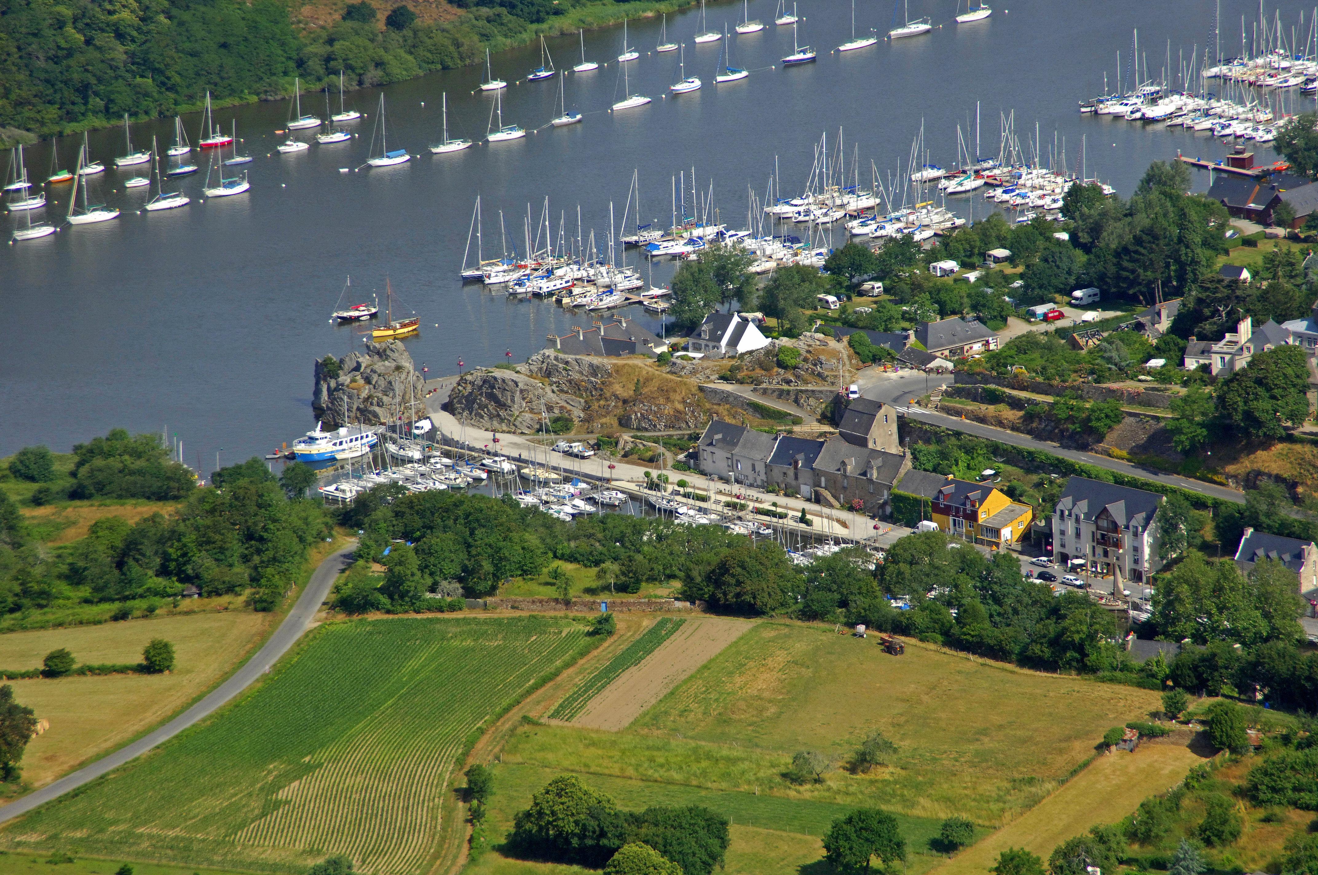 Port De Plaisance La Roche-Bernard In La Roche-Bernard avec Chambre D Hote La Roche Bernard