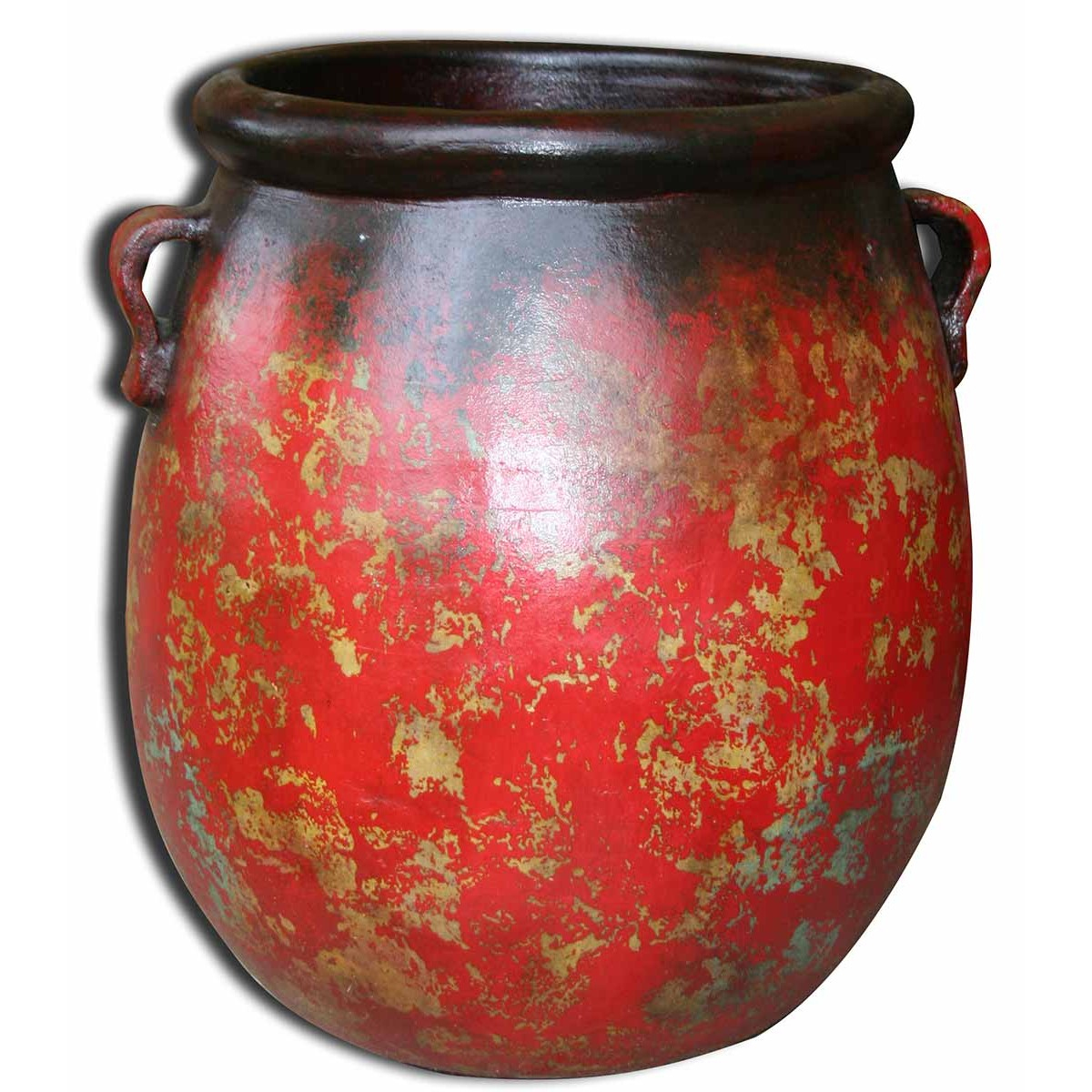 Pot En Terre Cuite De Grande Taille Poterie & Cache-Pot avec Jarre De Jardin