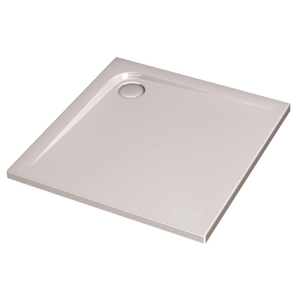 Product Details: K5173 | Receveur 90 X 90 Cm | Ideal Standard avec Receveur De Douche Extra Plat 90X90