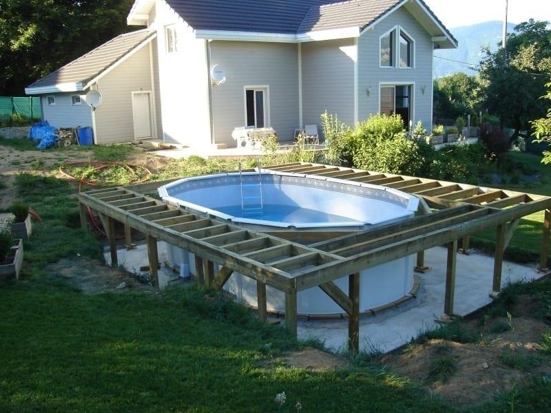 Amenagement piscine tubulaire - Filtration piscine hors sol intex ...