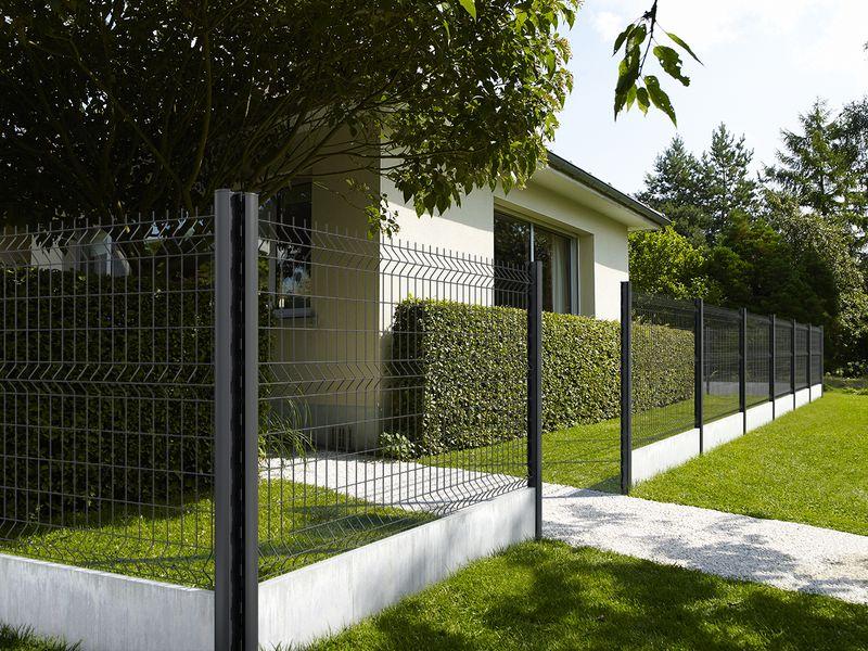 Quelles Solutions Pour Clôturer Son Jardin ? | Le Coin Jardin concernant Delimitation Jardin