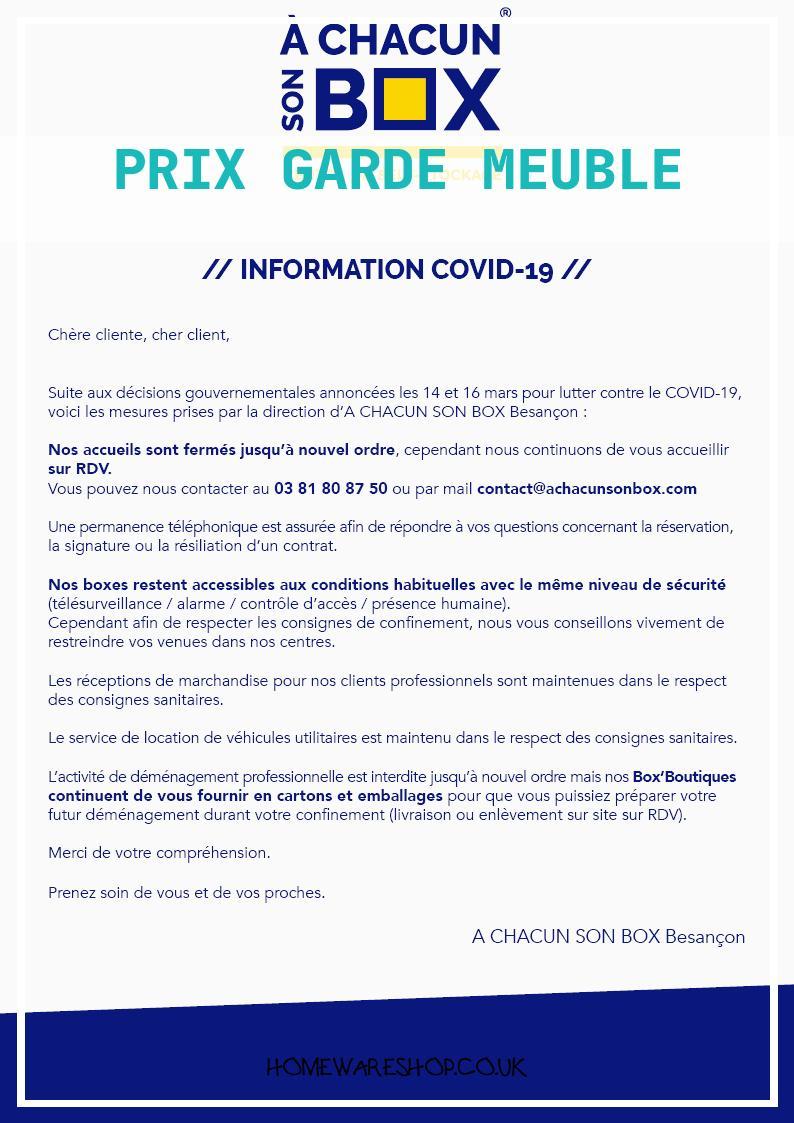 Rare Prix Garde Meuble – Homewareshop avec Location Garde Meuble Montpellier