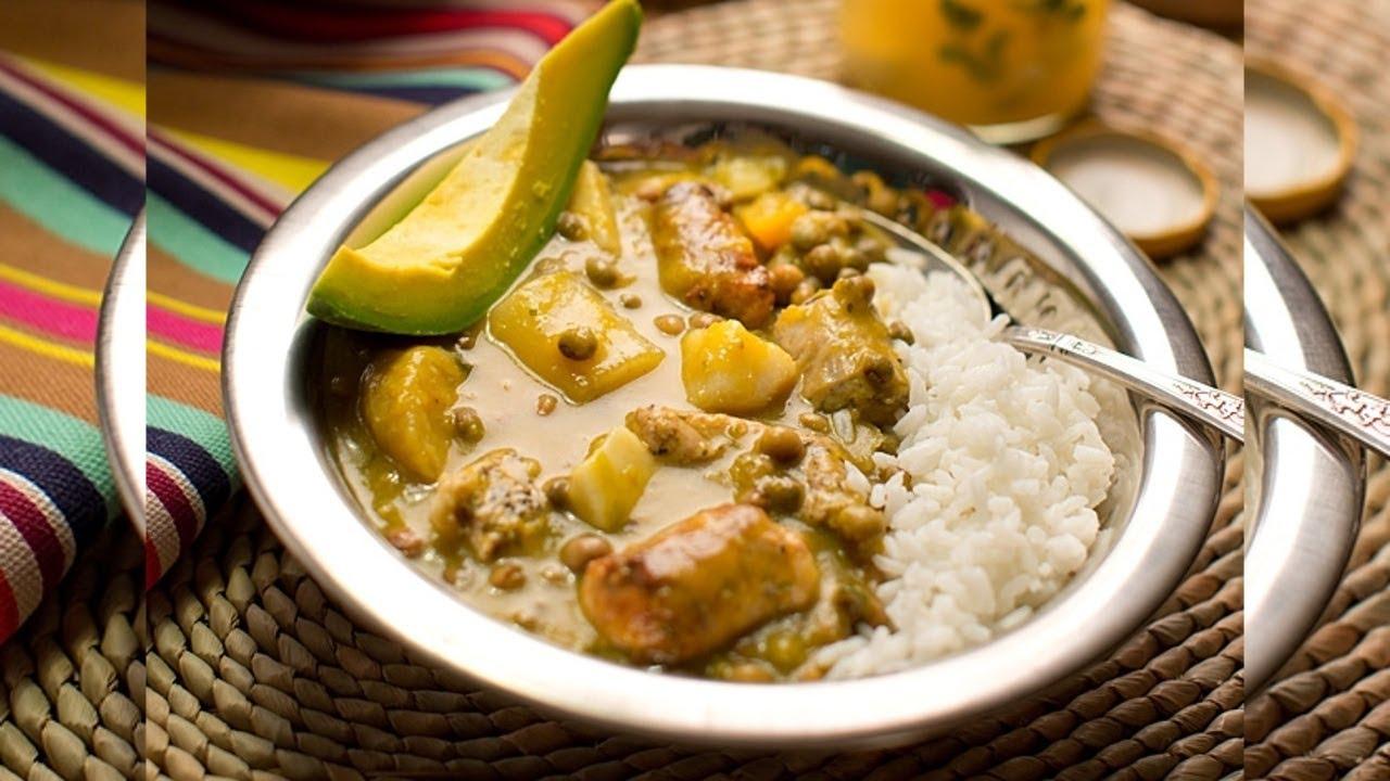 Receta - Chambre De Guandules – Dominican Streed Food tout Chambre Des Métiers De L Ain