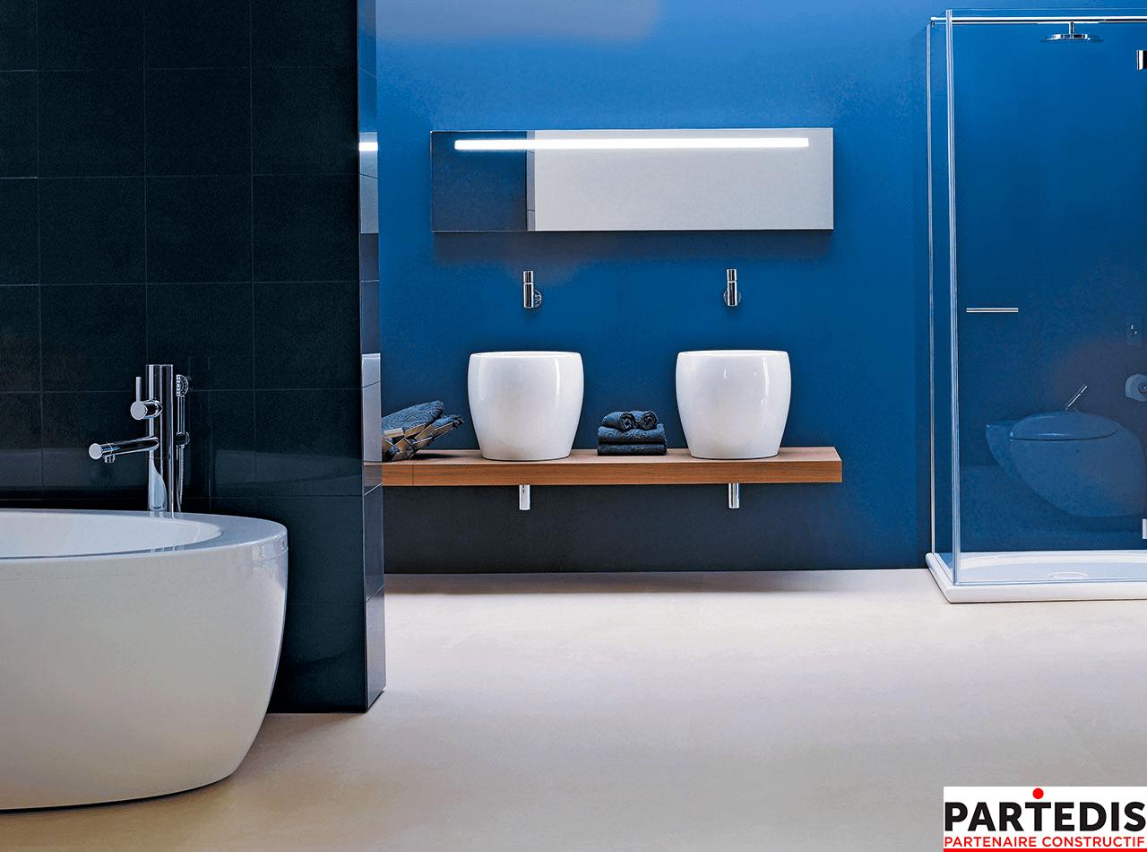 Rénover Ou Créer Une Salle De Bain : On Vous Guide Avec Nos intérieur Créer Sa Salle De Bain
