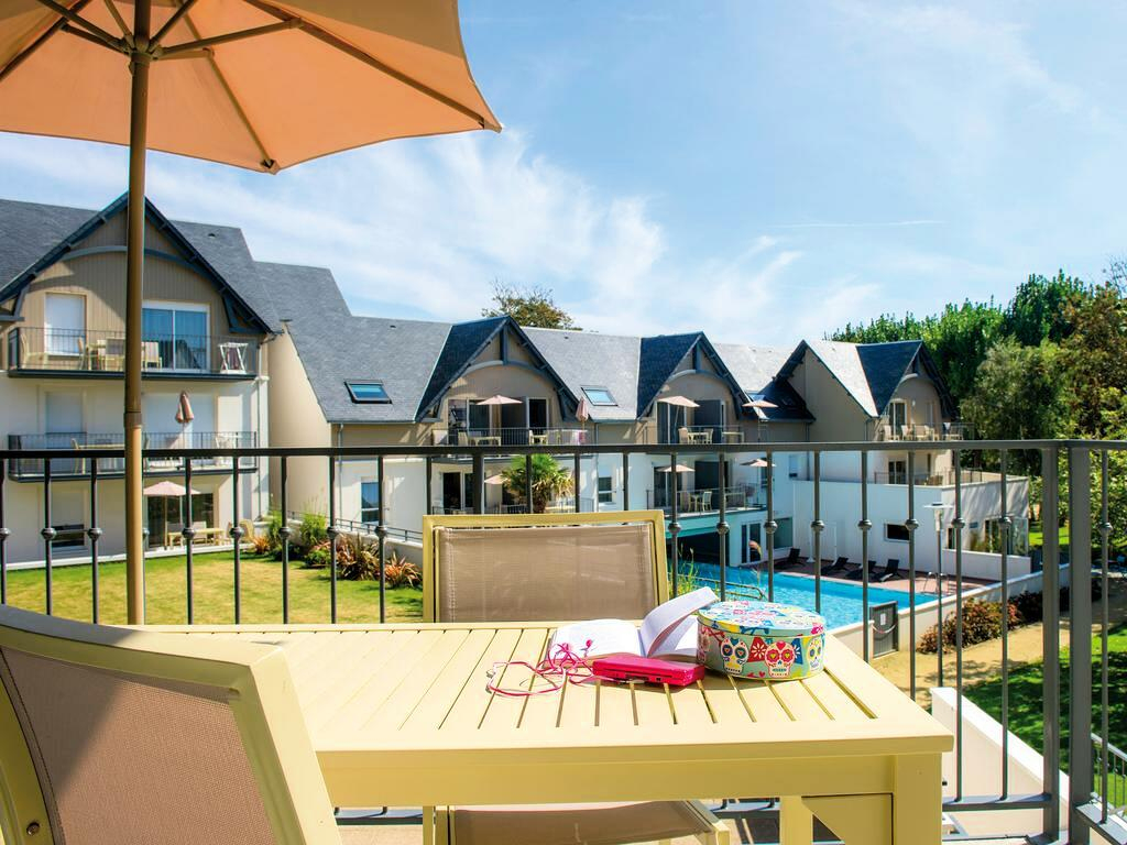 Residence Les Jardins D'Arvor 4* - Vacances Bleues avec Les Jardins D Arvor Benodet