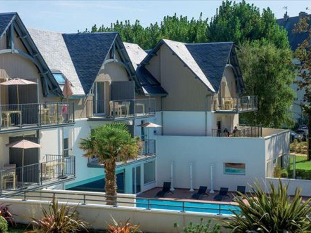 Résidence Les Jardins D'arvor Vacances Bleues Benodet pour Les Jardins D Arvor Benodet