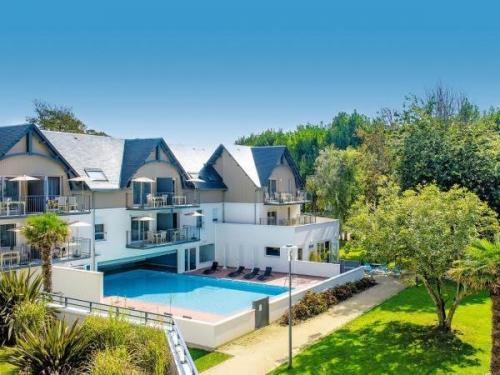 Résidence Vacances Bleues Les Jardins D'Arvor - Hotel In dedans Les Jardins D Arvor Benodet