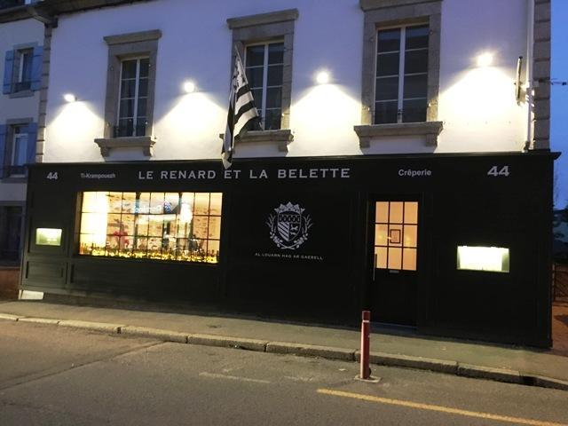 Restaurant / Carhaix-Plouguer / Le Renard Et La Belette à Location Vacances Carhaix Plouguer