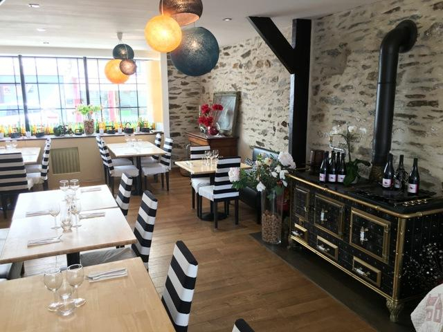 Restaurant / Carhaix-Plouguer / Le Renard Et La Belette concernant Location Vacances Carhaix Plouguer