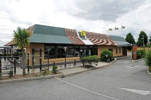 Restaurant / Carhaix-Plouguer / Mac Donald'S pour Location Vacances Carhaix Plouguer