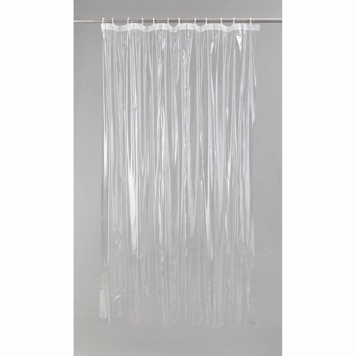 Rideau Plastique Transparent Élégant Rideau Plastique concernant Leroy Merlin Rideau De Douche