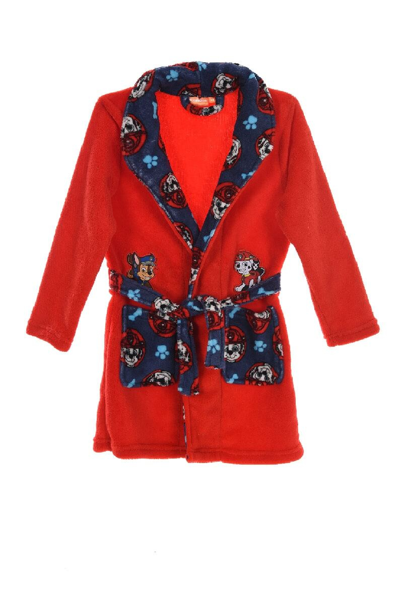 Robe De Chambre Imprimée Garçon Pat Patrouille 14.392€ à Robe De Chambre Garçon 12 Ans