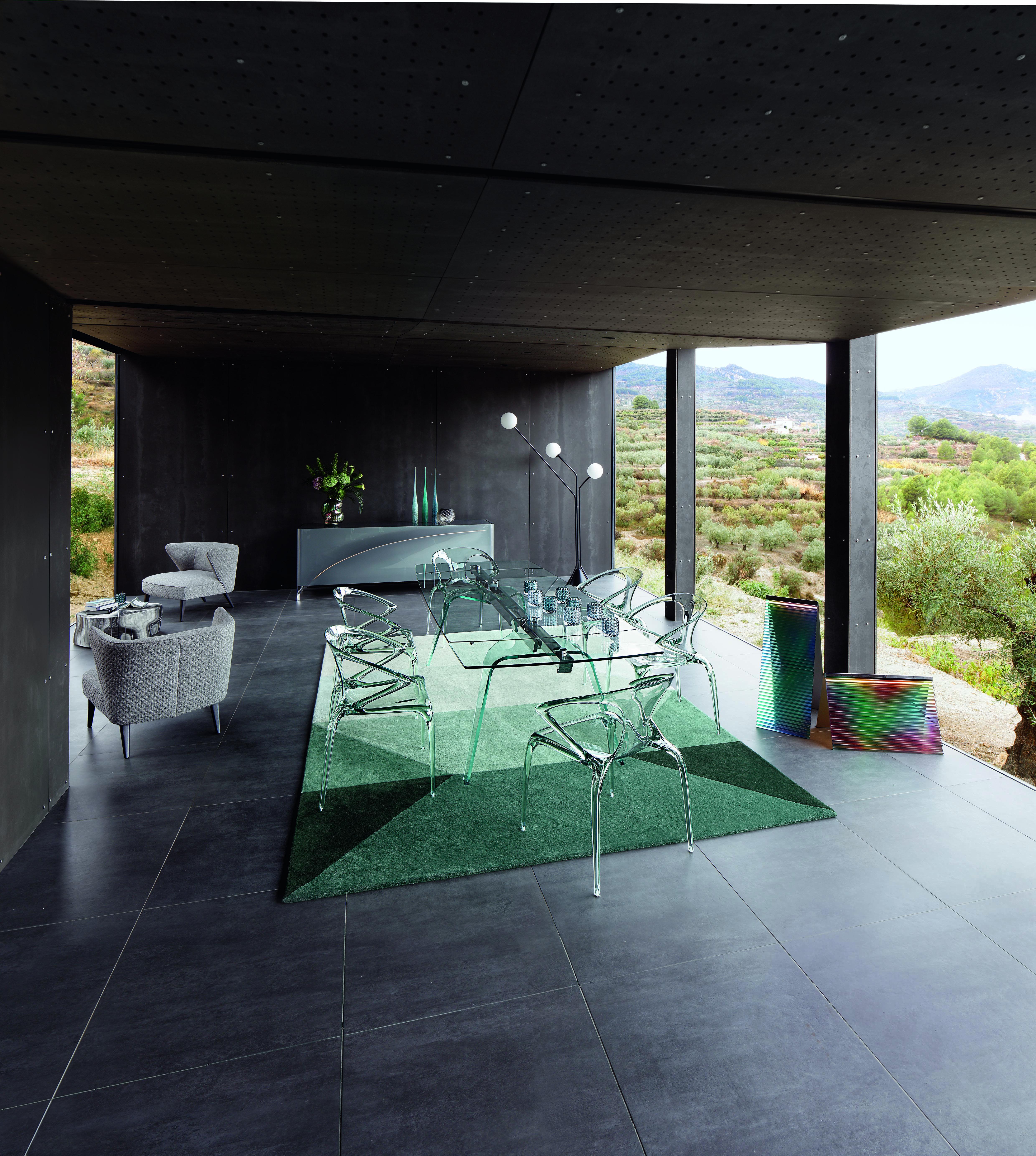 Roche Bobois   Agape Dining Table, Designed By Sacha Lakic à Table Salle À Manger Roche Bobois