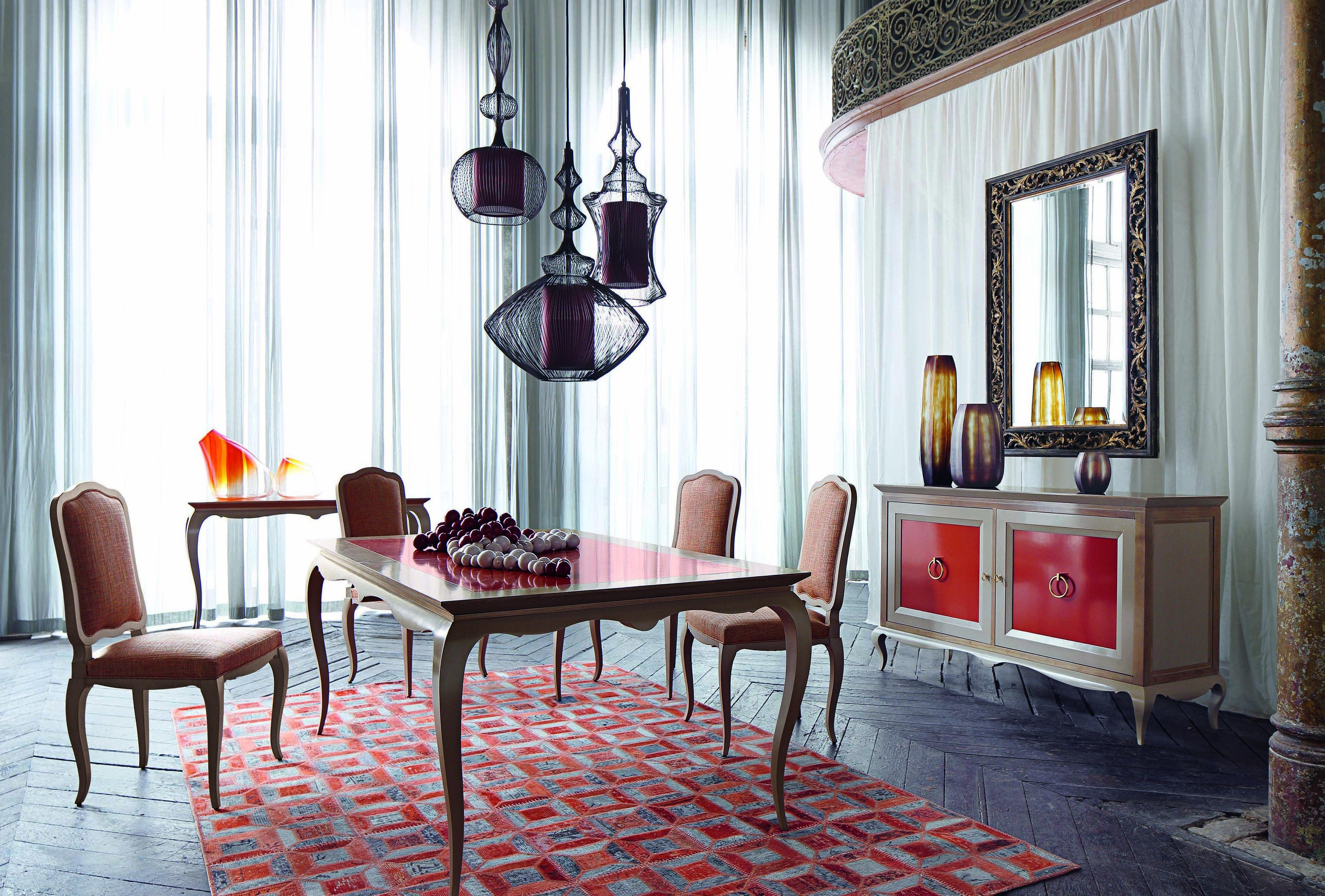Roche Bobois - Bel Ami Dining Table - Design Pierre Dubois encequiconcerne Table Salle À Manger Roche Bobois