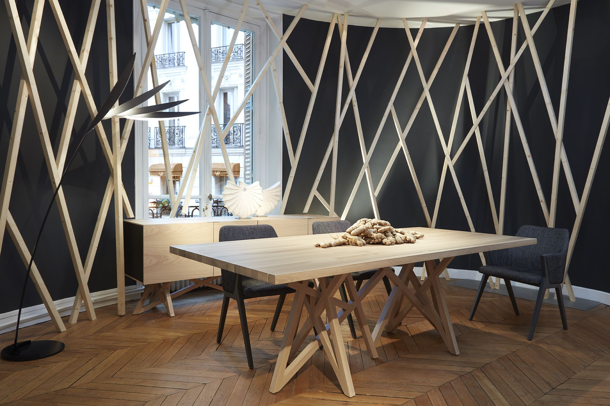 Roche Bobois   Designer's Days In Paris, France   2016 concernant Table Salle À Manger Roche Bobois