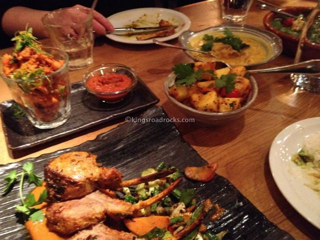 Roti Chai Indian Restaurant. #Food | Food destiné Canape Divalit