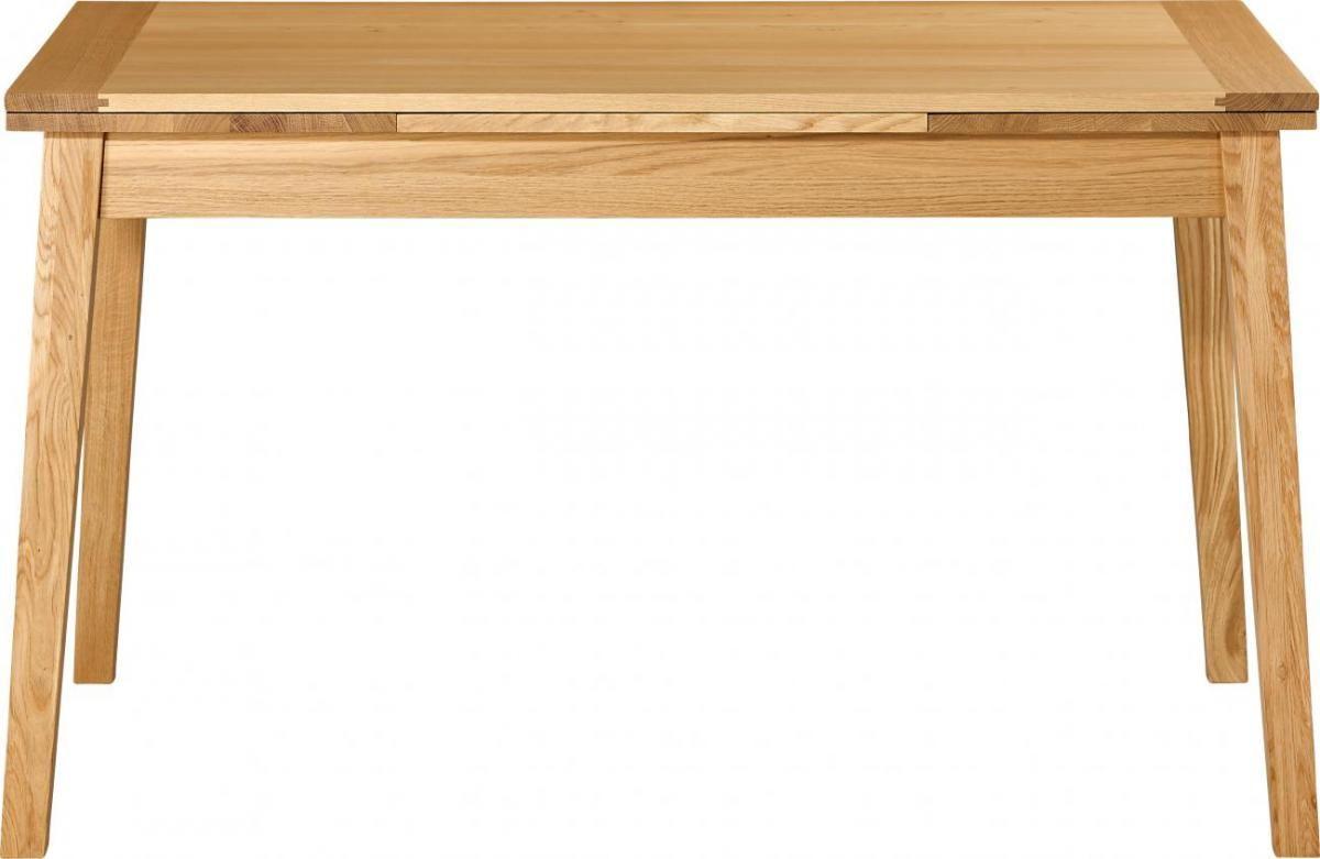Ruskin Table De Salle À Manger À Rallonges En Chêne | Table intérieur Table Salle A Manger Habitat