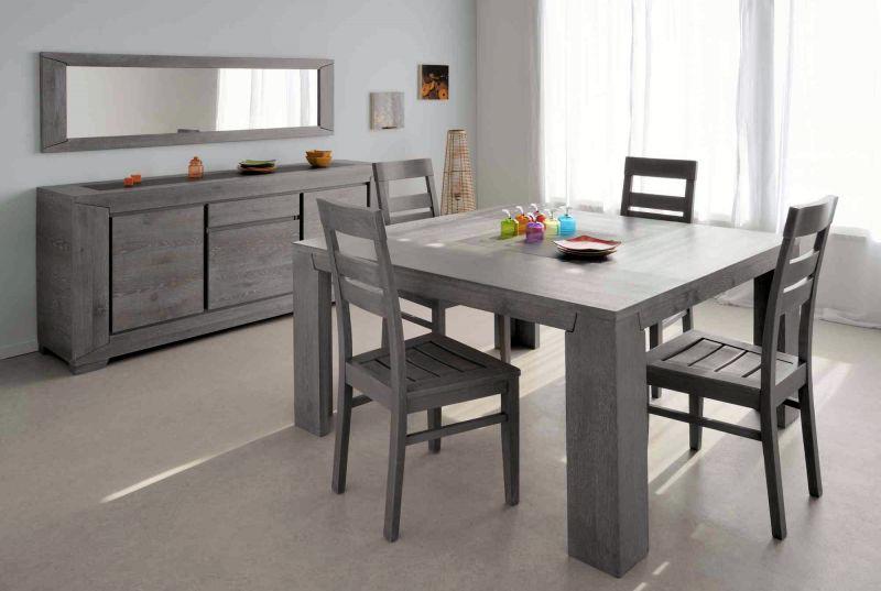 Salle A Manger Complète Conforama Table Carrée - Meuble Et concernant Table Salle A Manger Conforama