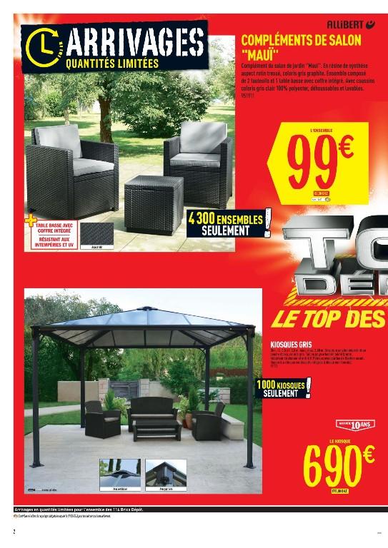 Salon De Jardin Brico Depot Biganos - Jardin Piscine Et Cabane concernant Cabane De Jardin Brico Depot