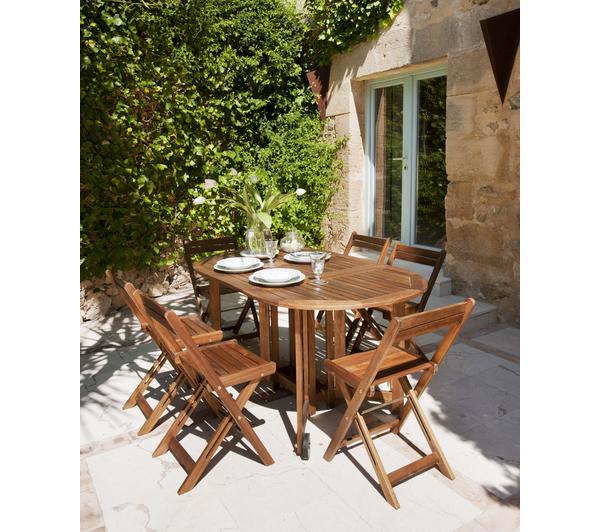Salon De Jardin Carrefour, Set Terrasse Ovale Carrefour encequiconcerne Salon De Jardin Carrefour