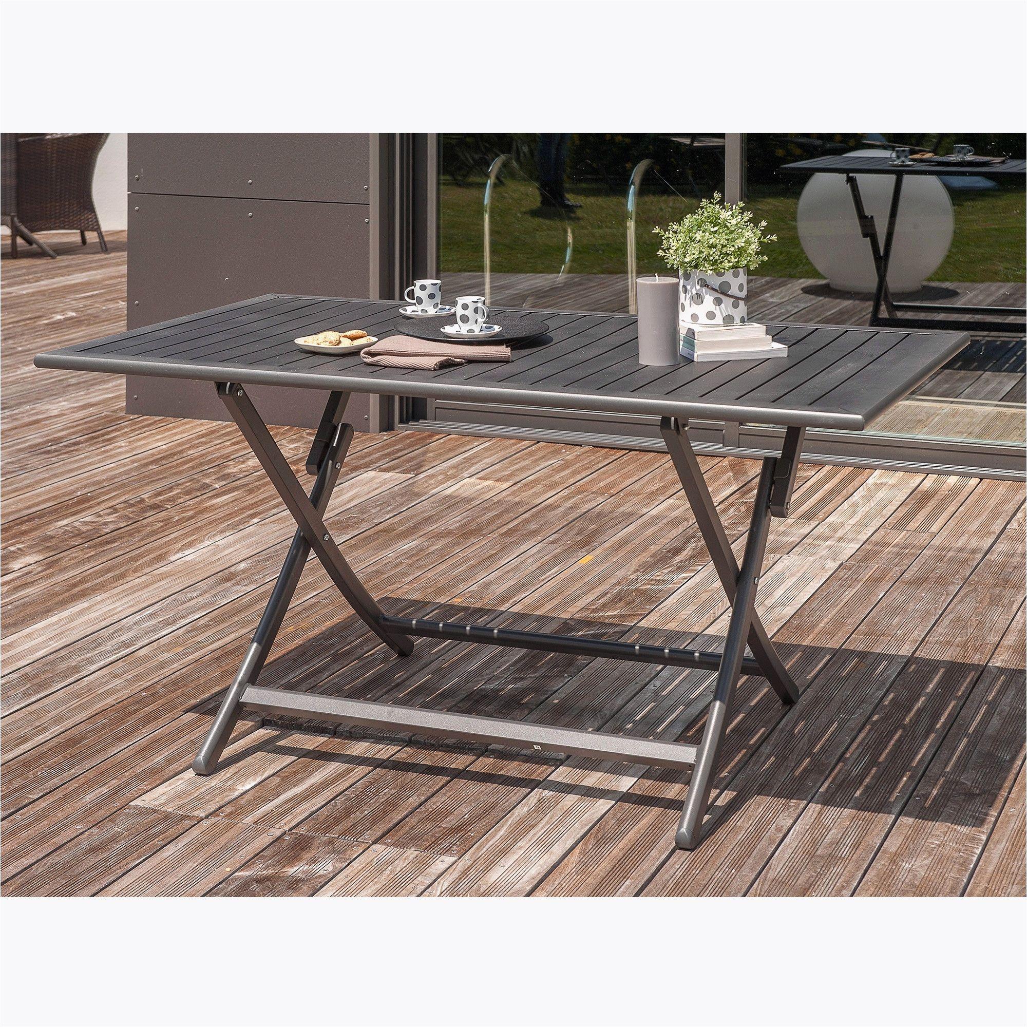 Salon De Jardin En Acacia Inspirant Table Pliante Leclerc intérieur Table De Jardin Plastique Leclerc