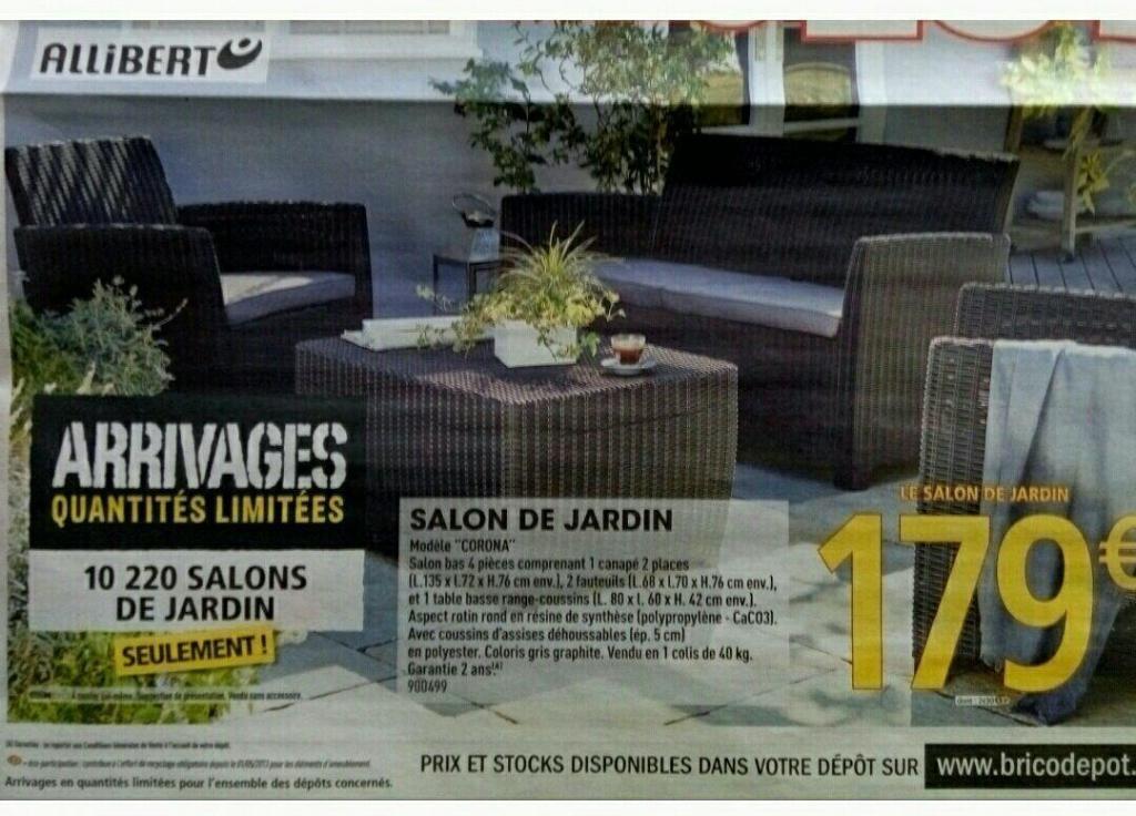 Salon De Jardin En Bois Brico Depot - Jardin Piscine Et Cabane pour Cabane De Jardin Brico Depot