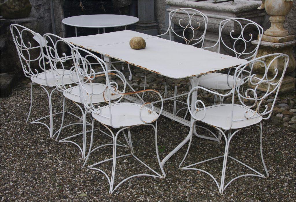 Salon De Jardin En Fer Forgé D'Occasion - Mailleraye.fr Jardin dedans Salon De Jardin Occasion