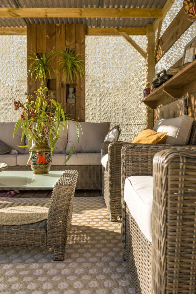 Salon De Jardin En Rotin Le Bon Coin - Abri De Jardin Et destiné Le Bon Coin Salon De Jardin
