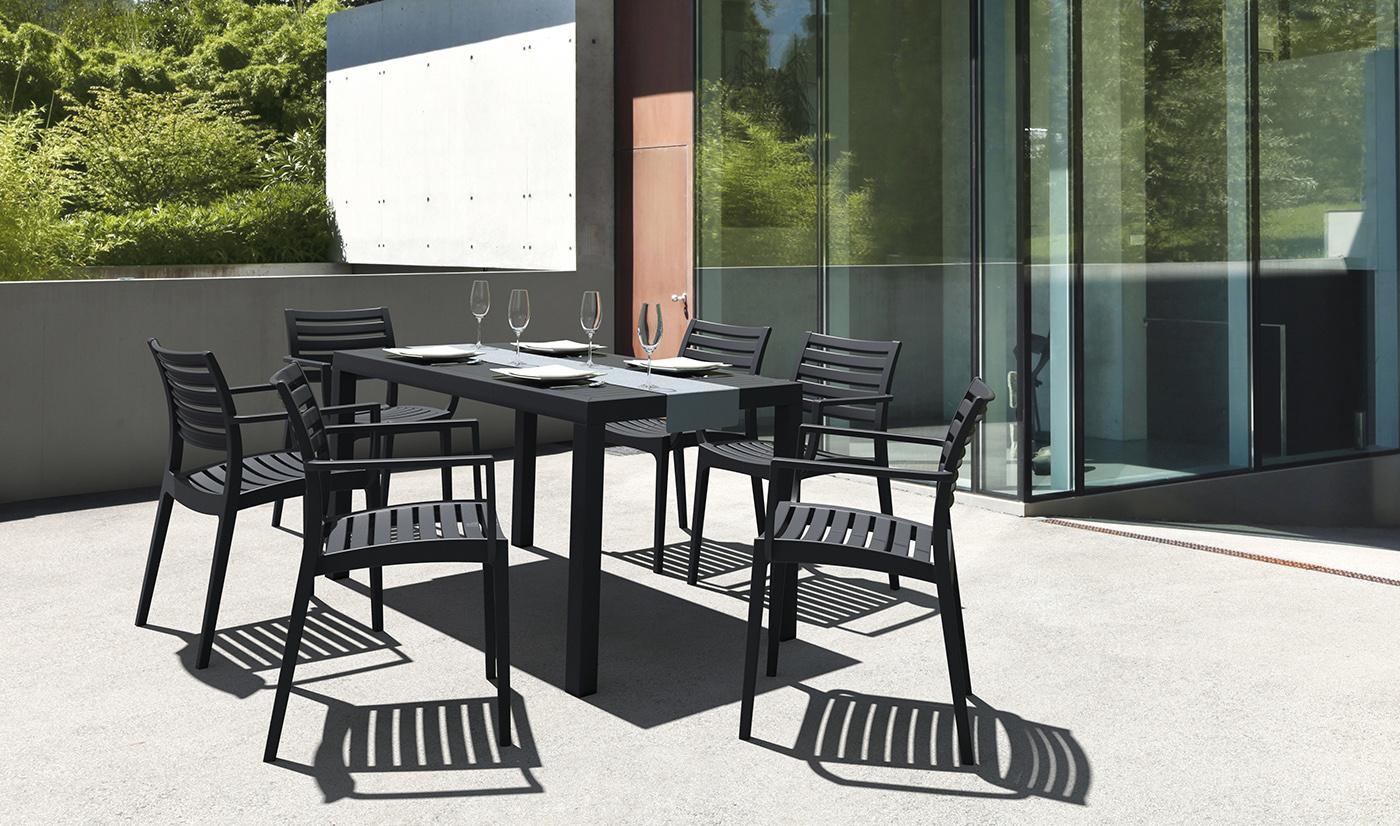 Salon De Jardin Gris En Plastique - Jardin Piscine Et Cabane concernant Salon De Jardin Pas Cher En Plastique