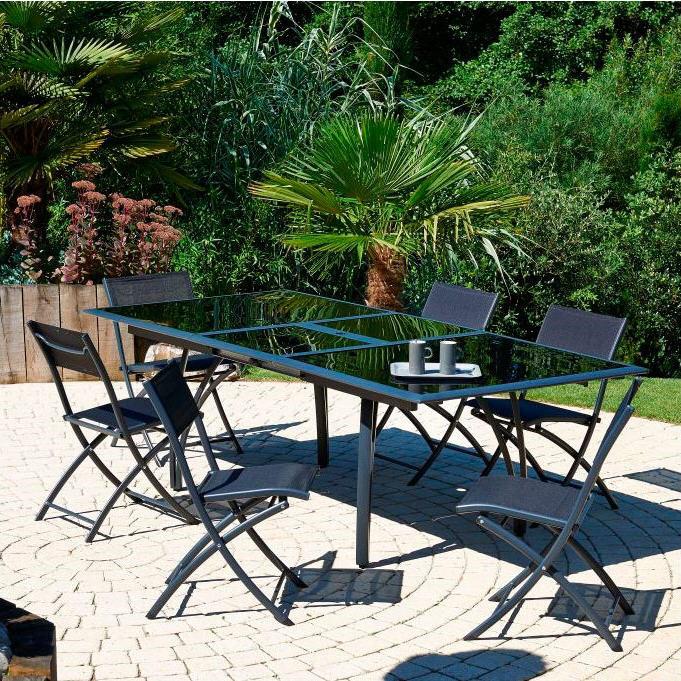 Salon De Jardin Lounge - Salon De Jardin Pas Cher Auchan à Chaise De Jardin Auchan