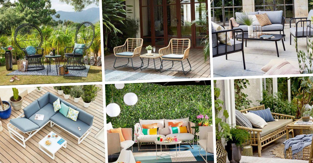 Salon De Jardin Pas Cher : Bonnes Adresses & Bons Plans tout Salon De Jardin Hesperide Pas Cher