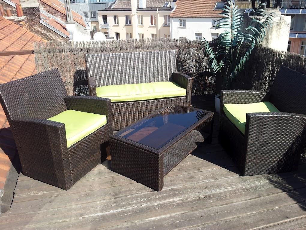 Salon De Jardin Pas Cher En Plastique Carrefour - Jardin destiné Salon De Jardin Pas Cher En Plastique