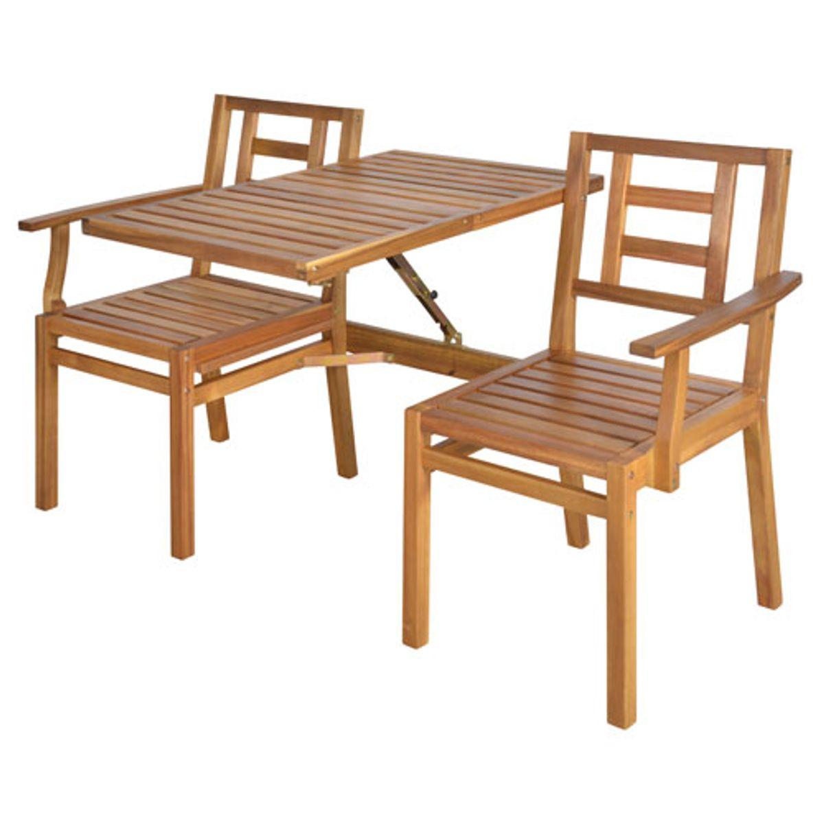 Salon De Jardin Transformable 2 En 1 Table Et Banc En intérieur Salon De Jardin Pliant