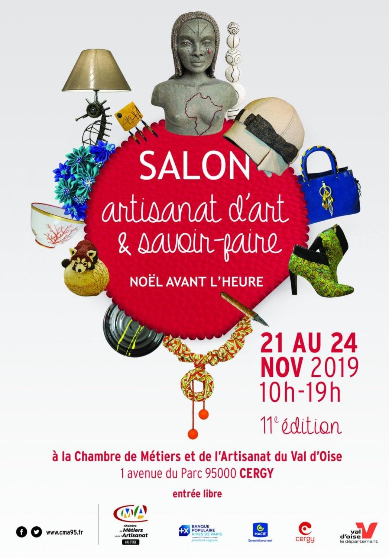 """Salon """"noël Avant L'heure"""" - Ville De Soisy-Sous-Montmorency avec Chambre Des Metiers Cergy"""