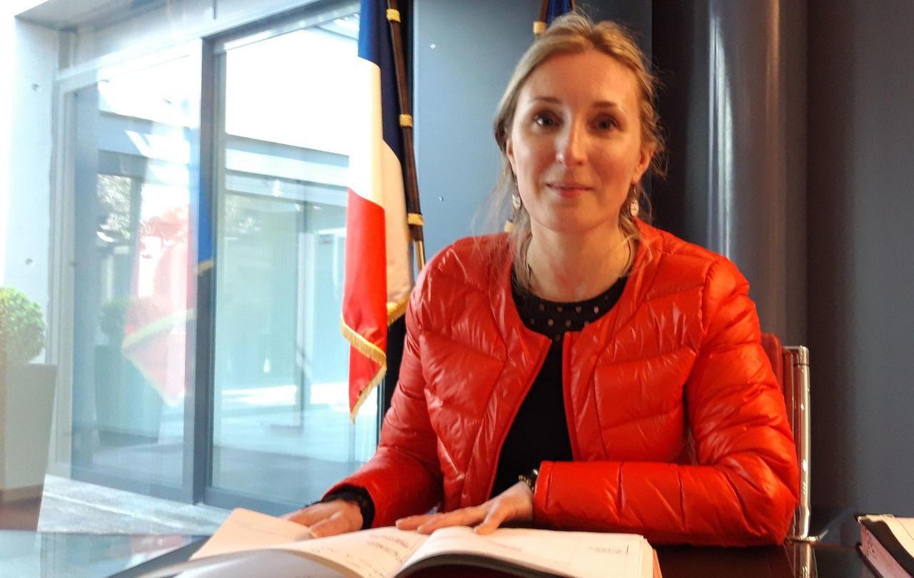 Seine-Saint-Denis : Murielle Bourreau, Première Femme À La à Chambre Des Metiers Bobigny
