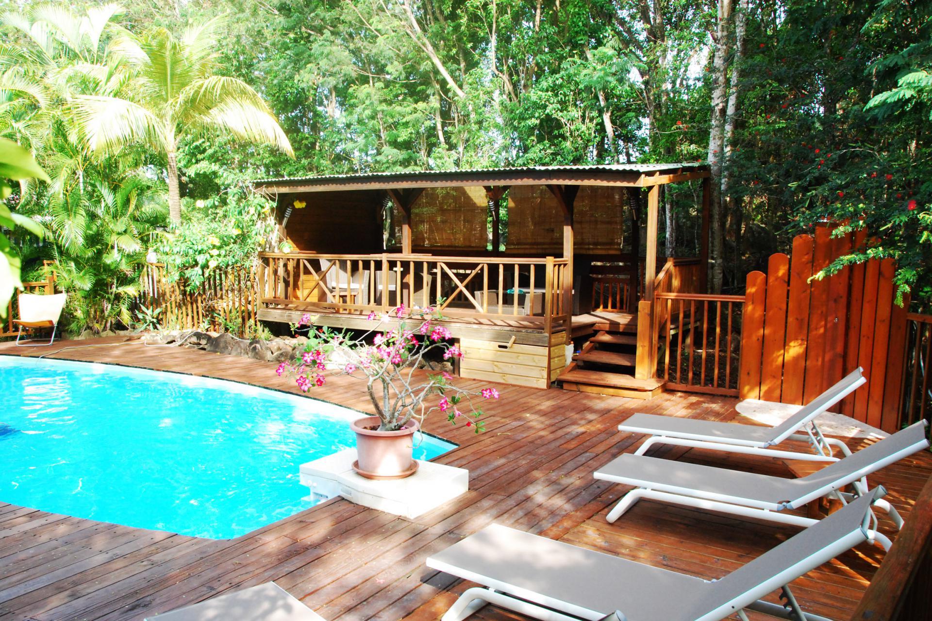 Séjour En Guadeloupe Au Jardin Des Colibris intérieur Au Jardin Des Colibris