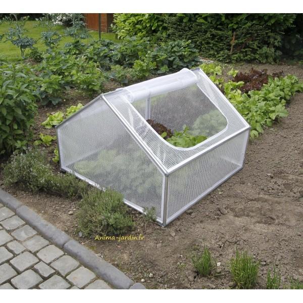 Serre Chassis De Jardin, 1M², Pour Semer Des Légumes, Pas intérieur Petite Serre De Jardin Pas Cher