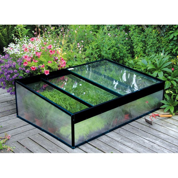 Serre Chassis Repliable encequiconcerne Chassis Jardin