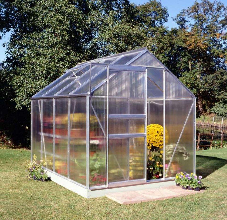 Serre De Jardin Pas Cher - Petite Surface 5M2 - Popular 86 intérieur Petite Serre De Jardin Pas Cher