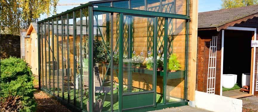 Serre De Jardin | Toutes Les Serres De Jardin Sur intérieur Serre De Jardin Adossée