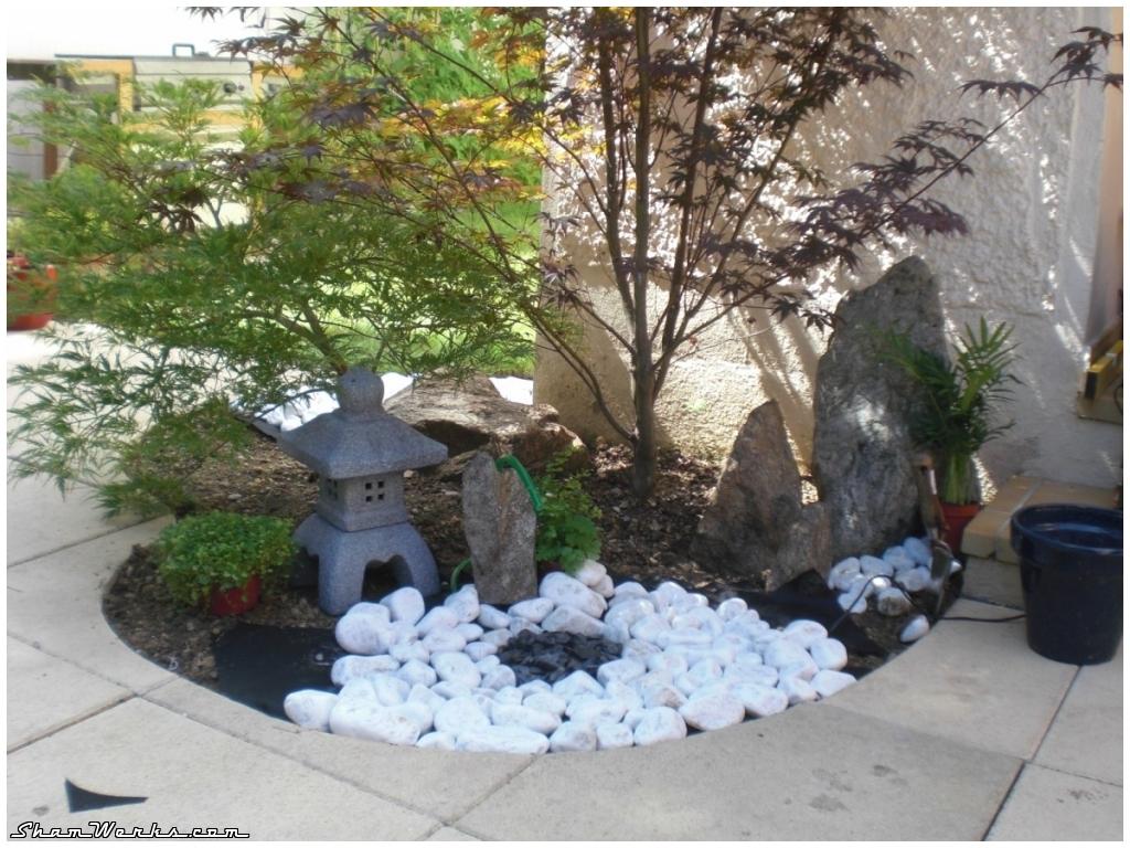 Shamwerks : Terrasse Project - Terrasse Project : Jardin encequiconcerne Déco Jardin Zen Pas Cher