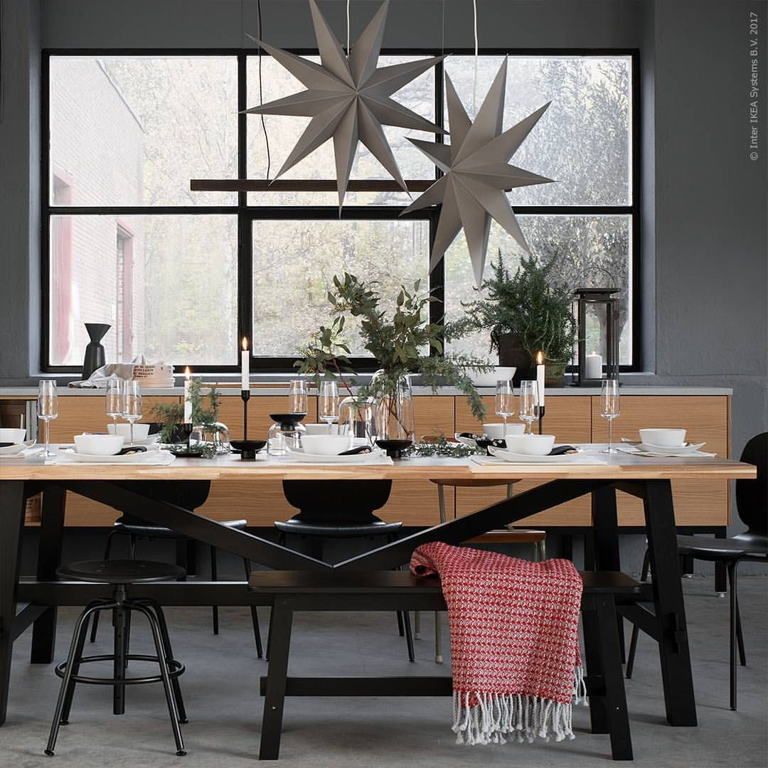 Skogsta Table, Ikea | Décoration Salon Séjour, Table Salle À encequiconcerne Tables Salle À Manger Ikea