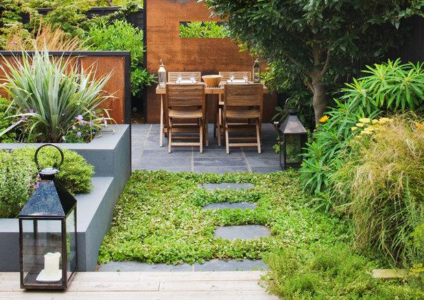 Small Garden Design Advice: 10 Achievable Tricks To Make dedans Comment Aménager Un Petit Jardin Rectangulaire