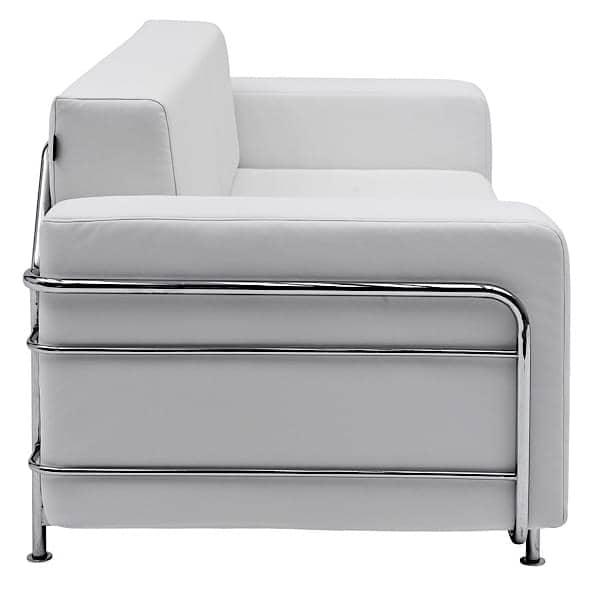 Sofa Convertible Silver, Lit 2 Places, Softline à Canape Convertible Nok