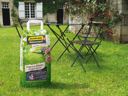 Soigner Les Plantes Du Jardin À La Fin De L'hiver intérieur Lithothamne Jardin