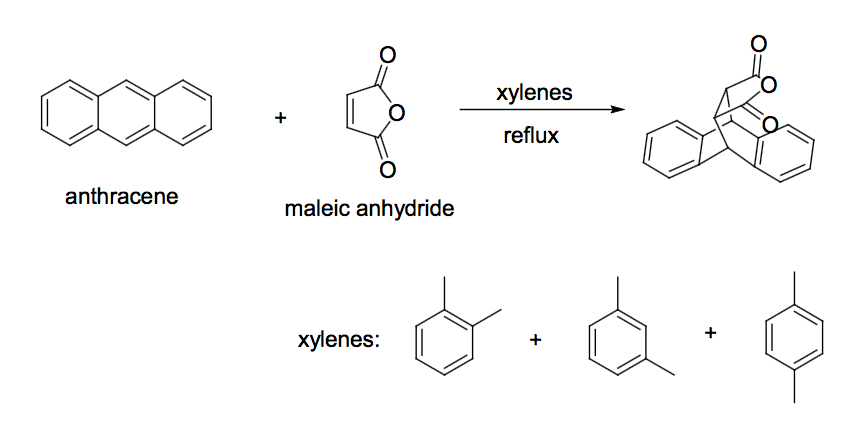 Solved: Question1: Why Does The Diels-Alder Reaction Occur intérieur Xylens