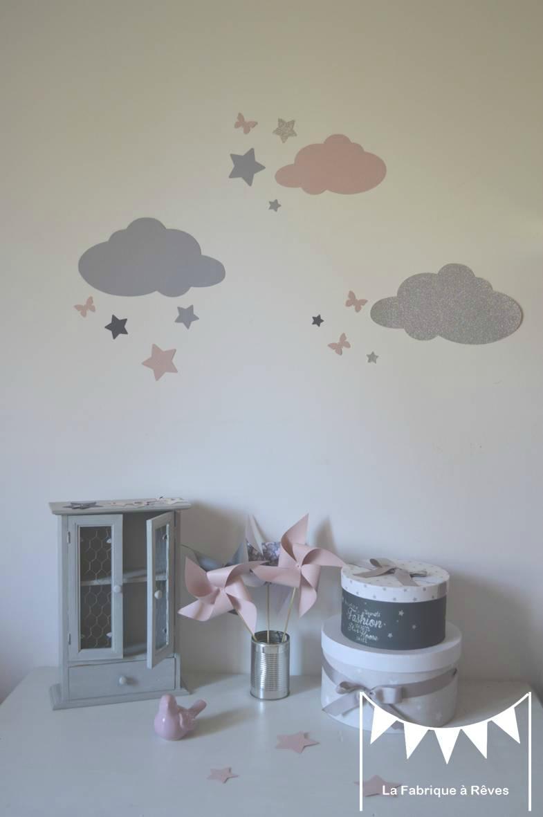 Decoration Nuage Chambre Bébé - AgenceCormierDelauniere.com